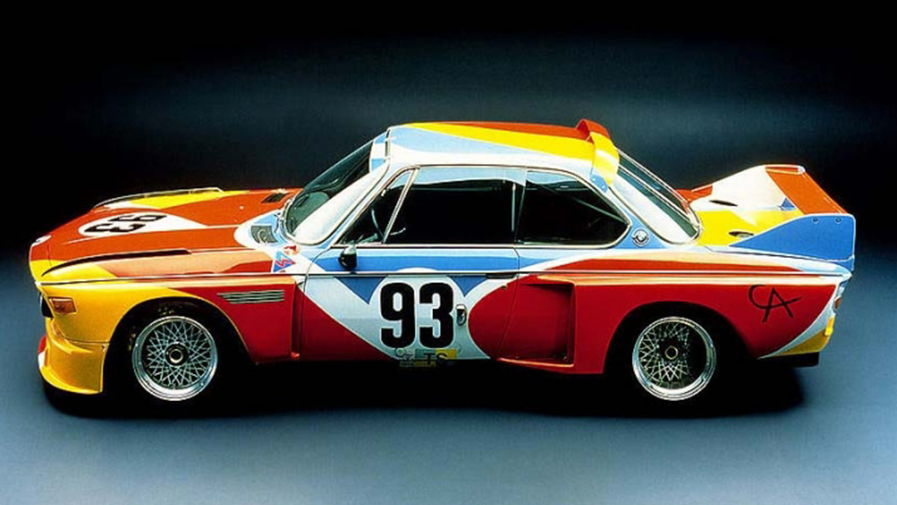 BMW Art Cars | The One Centre
