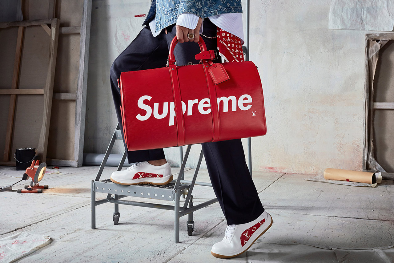 b5e984c679f90 Louis Vuitton x Supreme | The One Centre