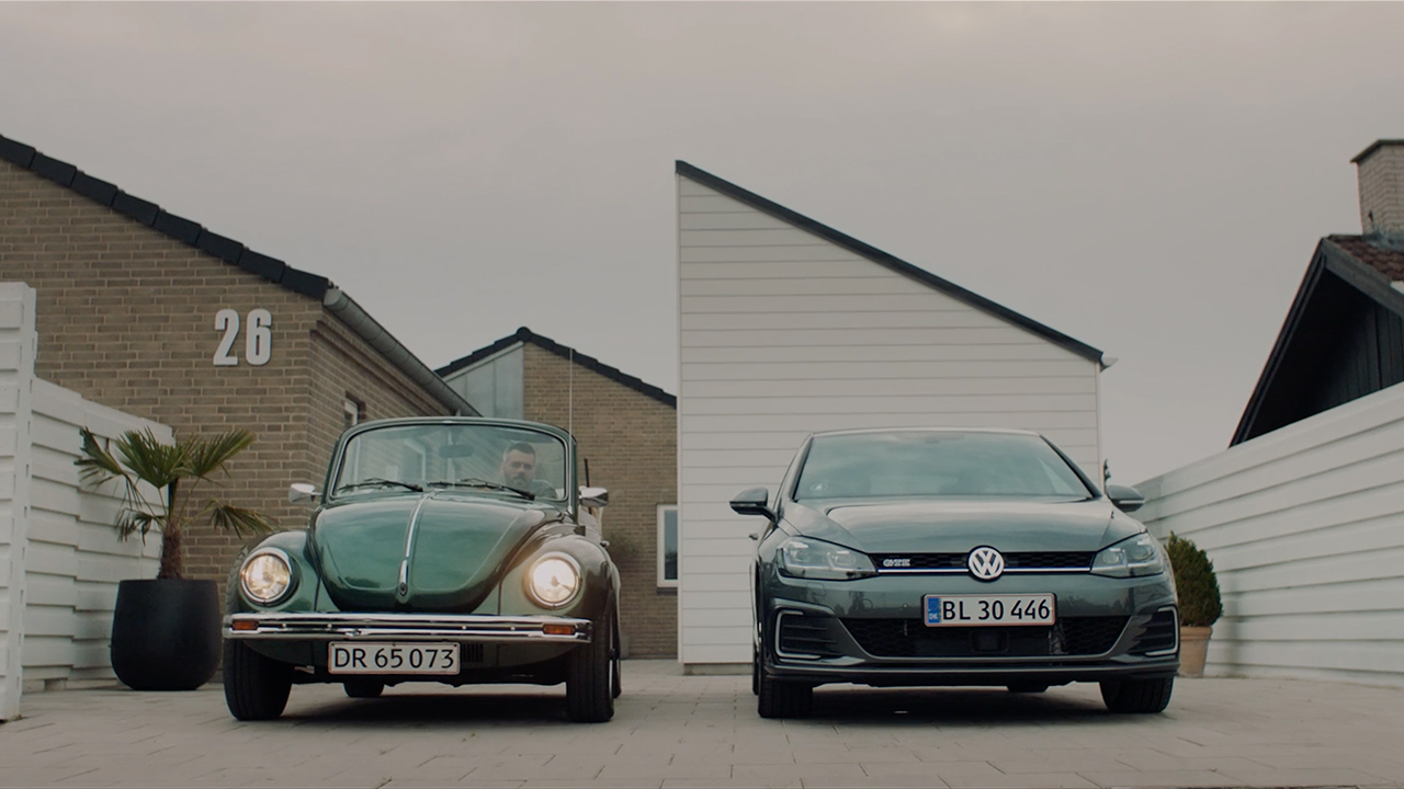 Fathers And Sons VW >> Volkswagen Generations The One Centre