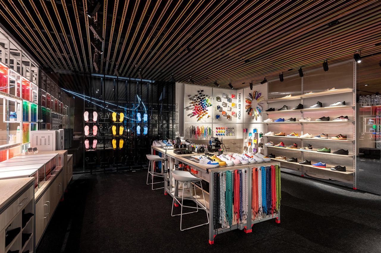 9b50a46899 Nike s New York flagship is called House of Innovation 000