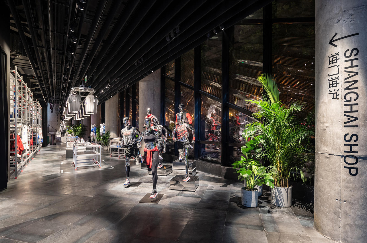Nike's House of Innovation stores – The One Centre